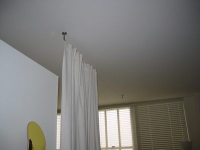 Curtains Ideas ceiling curtains ikea : Dignitet Hardware from Ikea | Apartment Therapy